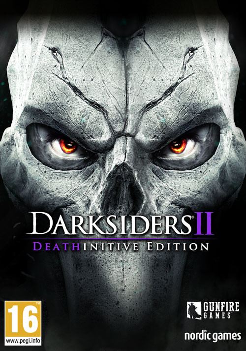 Darksiders II Deathinitive Edition - Cover