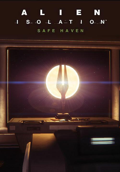Alien: Isolation - Safe Haven DLC - Cover