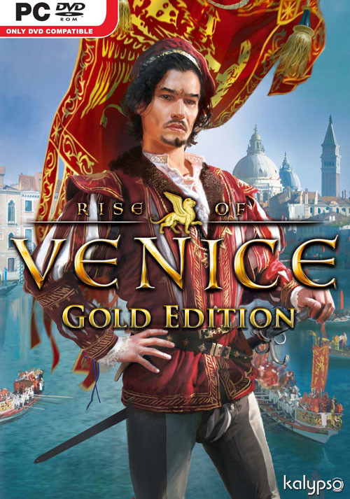 Rise of Venice - Gold Edition - Cover