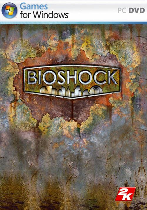 BioShock - Cover