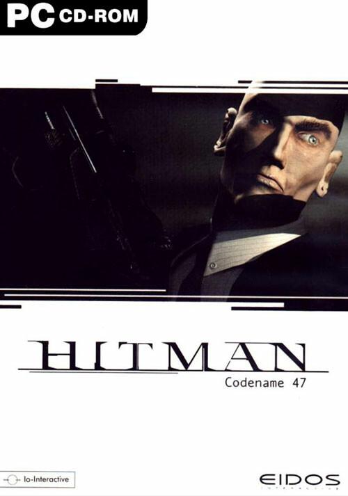 Hitman: Codename 47 - Cover