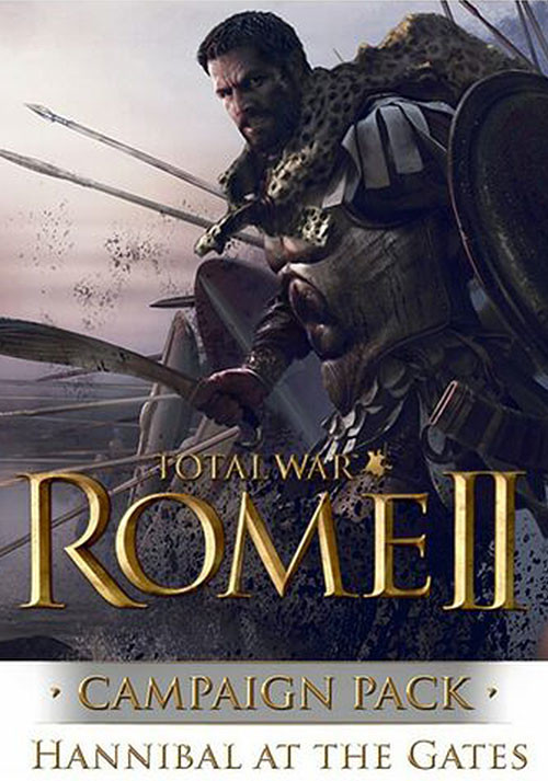 Total War: ROME II - Hannibal at the Gates Campaign Pack - Cover