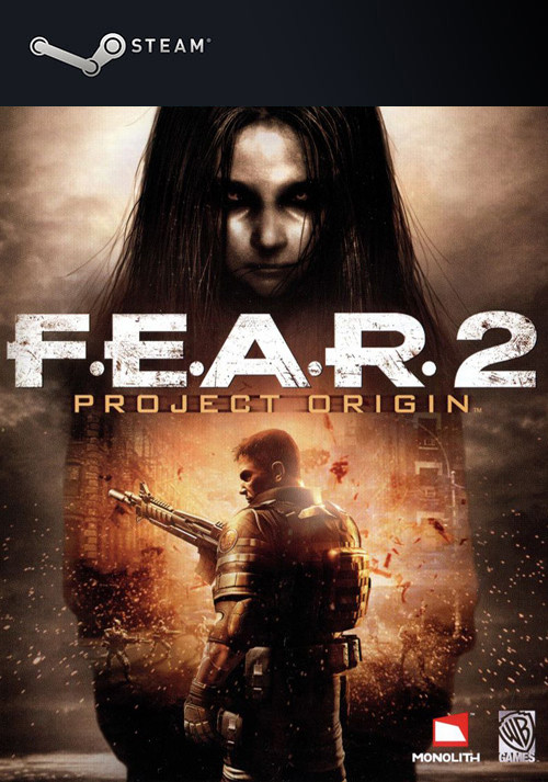 FEAR 2: Project Origin - Cover