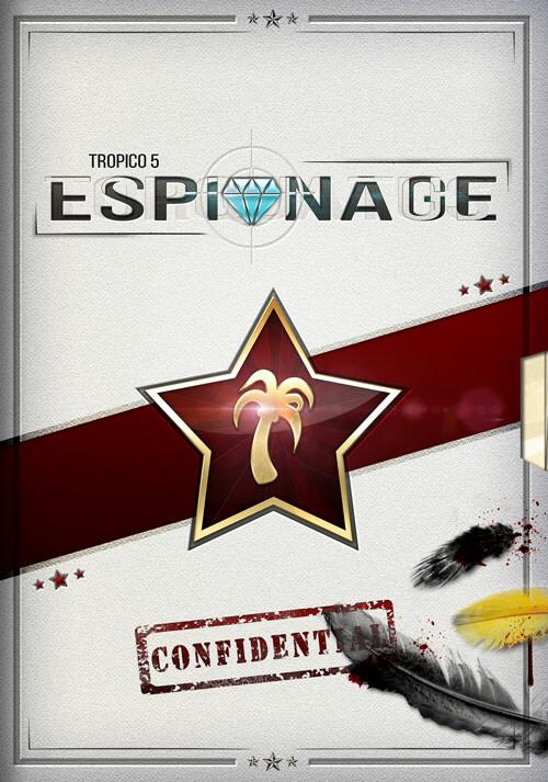 Tropico 5 – Espionage Addon - Cover