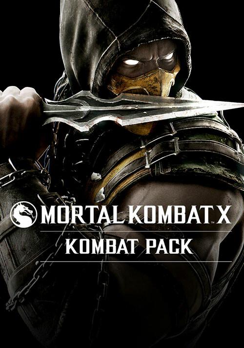 Mortal Kombat X Kombat Pack - Cover