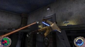 Screenshot1 - Star Wars Jedi Knight II: Jedi Outcast
