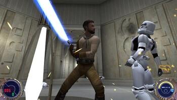 Screenshot3 - Star Wars Jedi Knight II: Jedi Outcast