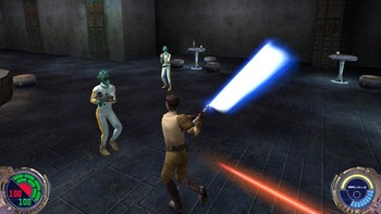 Screenshot8 - Star Wars Jedi Knight II: Jedi Outcast