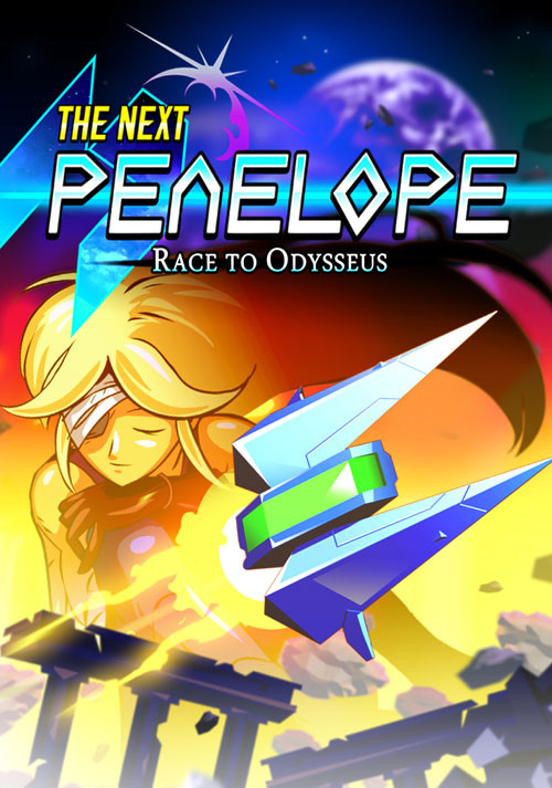 The Next Penelope - Cover