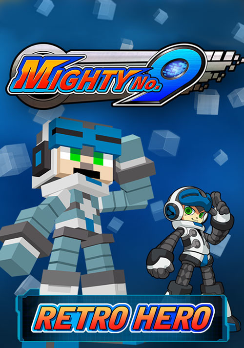 Mighty No. 9 - Retro Hero - Cover
