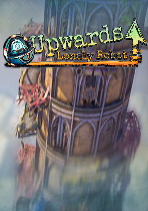 Upwards, Lonely Robot - Cover