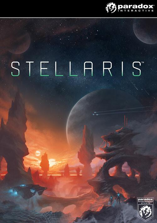 Stellaris - Cover