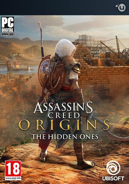 Assassin's Creed Origins - The Hidden Ones - Cover