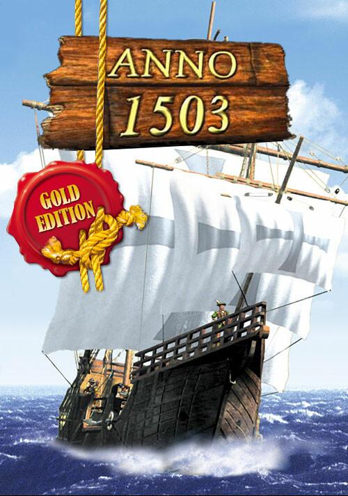 Anno 1503 - Gold Edition - Cover