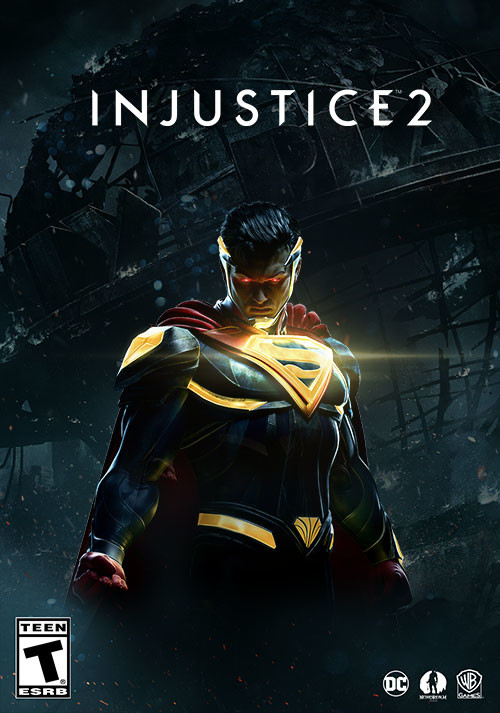 Injustice 2 - Cover