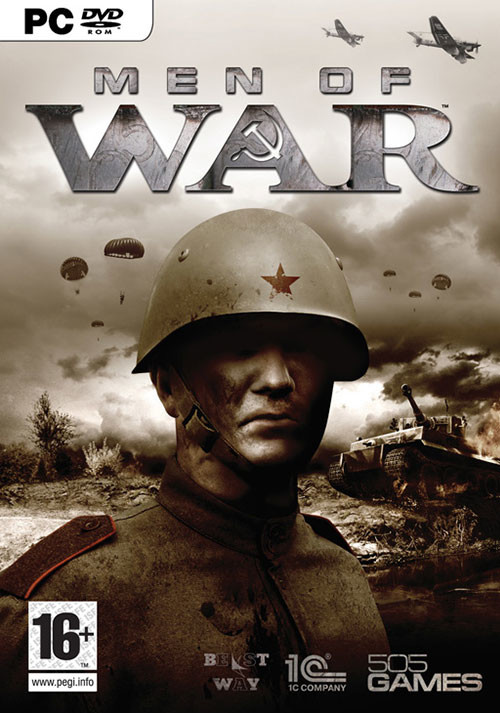 Men of War - Cover