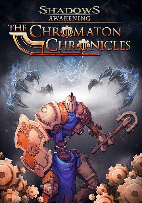 Shadows: Awakening - The Chromaton Chronicles - Cover