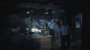 Screenshot8 - RESIDENT EVIL 2 / BIOHAZARD RE:2