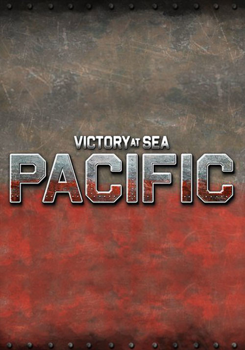 Victory at Sea Pacific - Cover
