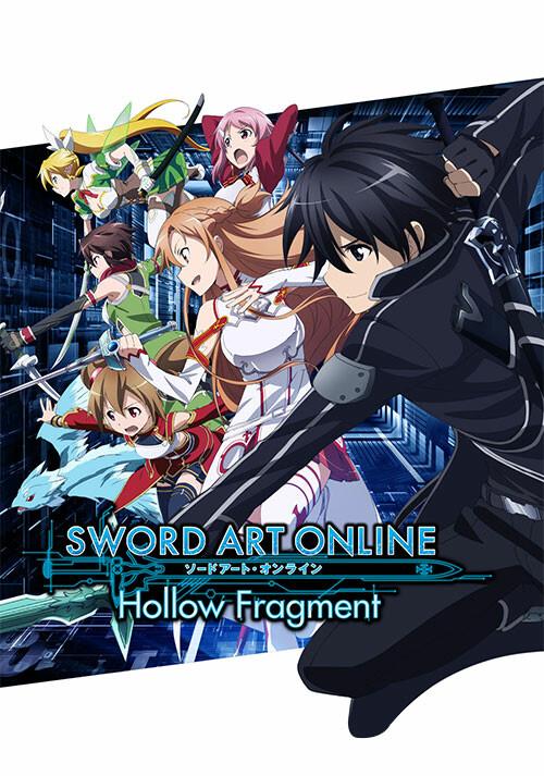 Sword Art Online Re: Hollow Fragment - Cover