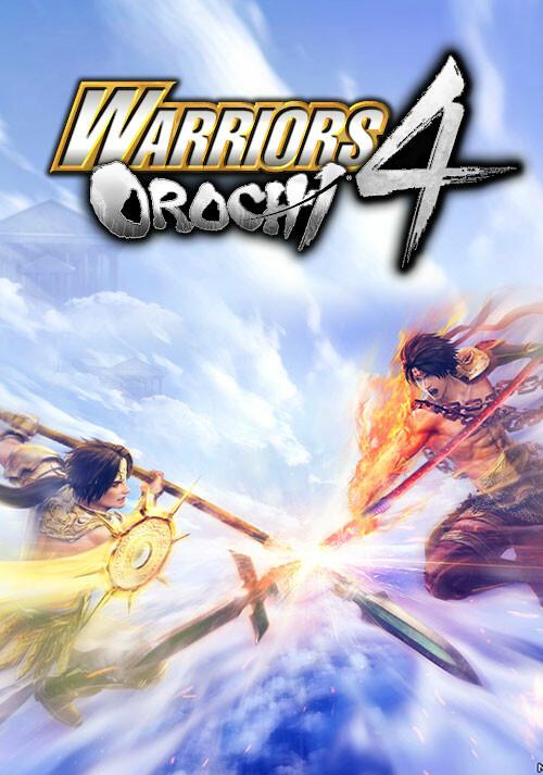 WARRIORS OROCHI 4 - 無双OROCHI 3 - Cover